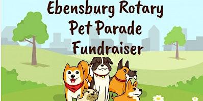 Ebensburg Rotary Pet Parade Fundraiser