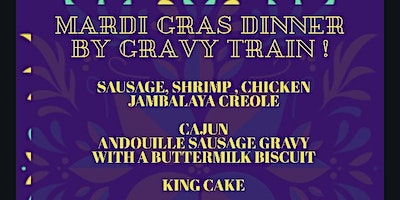 Fat Tuesday Mardi Gras Dinner at Infusion Little Bohemia