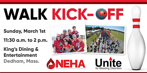 NEHA Walk Kick-Off Party