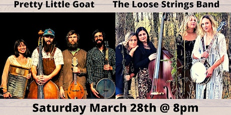 Pretty Little Goat/The Loose Strings Band tickets
