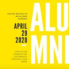 Alumni Evening tickets