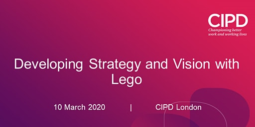 Developing Strategy and Vision with Lego