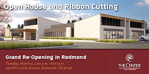 Redmond Clinic Open House & Ribbon Cutting