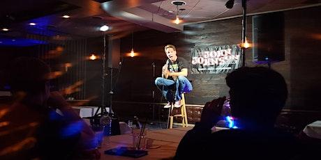 Standup Comedy Class (4-Week Course) tickets