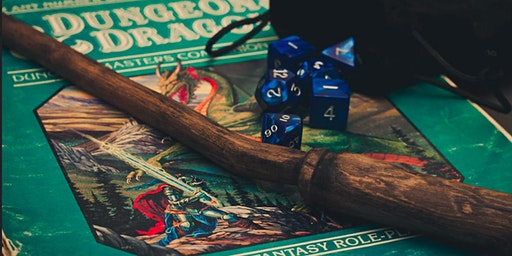Dungeons and Dragons at the Library - March