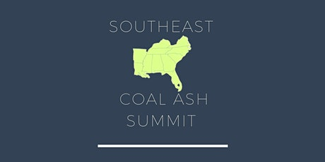 Southeast Coal Ash Summit tickets