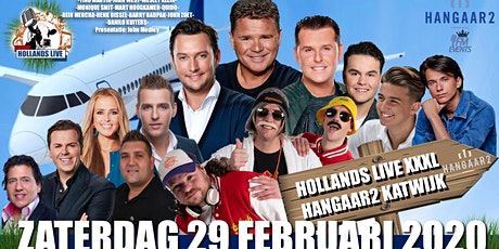 Hollands live XXL tickets