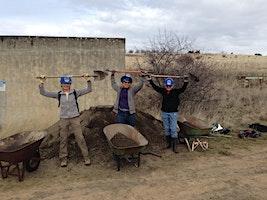 Blues Crew Work Party: McNary Wildlife Center Pollinator Garden