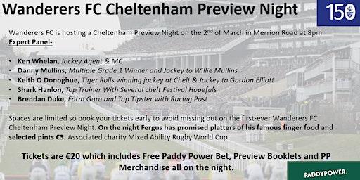 Wanderers FC Cheltenham Preview Night