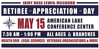 JBLM Retiree Appreciation Event 2020