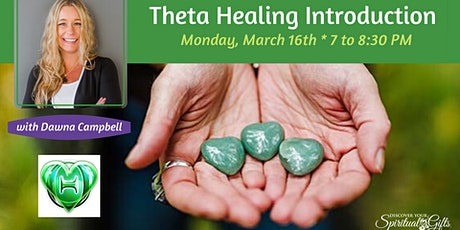 Theta Healing Introduction tickets