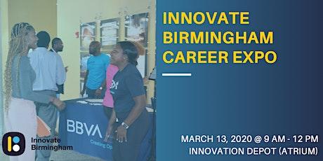 Innovate Birmingham Career Expo tickets