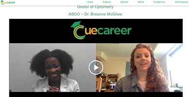 Career in the Classroom - by Cue Career - Medical/Health Sciences Track