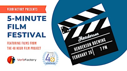 Pint-Sized Conversations: 5-minute Film Fest tickets