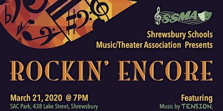 Rockin' Encore 2020 tickets