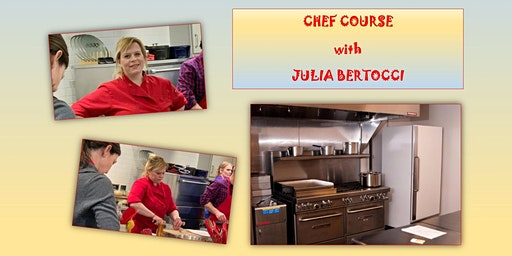 Choices Students Only: Professional Chef Course with Julia Bertocci