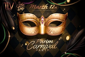 Purim Carnival Party @ DAER Night Club at Hard Rock