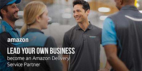 Amazon Delivery Service Partner Information Session - Burlington, MA tickets