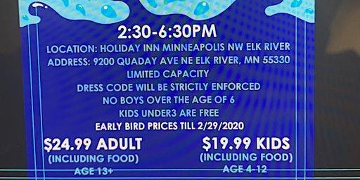 Sisters Spring Splash .Pearl's of Hope Annual sisters waterpark Event!