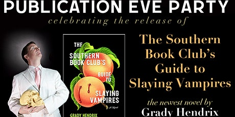 Grady Hendrix Book Release tickets