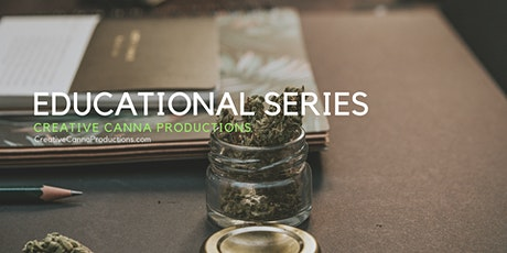 Therapeutic Uses of CBD Rich Cannabis - Creative Canna Productions tickets