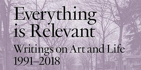 "Ken Lum ""Everything is Relevant"" Book Launch tickets"