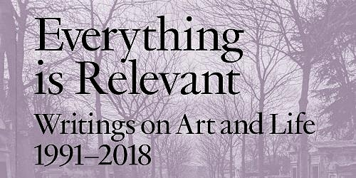 """Ken Lum """"Everything is Relevant"""" Book Launch"""