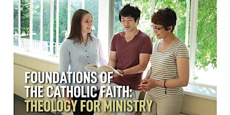 Foundations of the Catholic Faith Retreat tickets