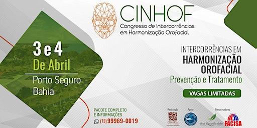 CINHOF - Congresso de Intercorrências em Harmoniza