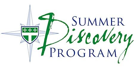Printmaking 101! 2020 Week 2 (Trinity Summer Programs) tickets