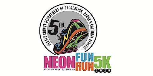 DeKalb County Neon Fun Run 5K