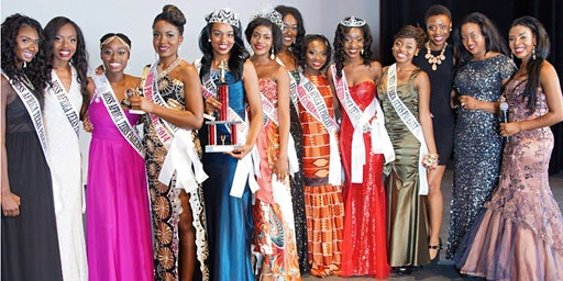 Miss Africa Texas Scholarship Pageant