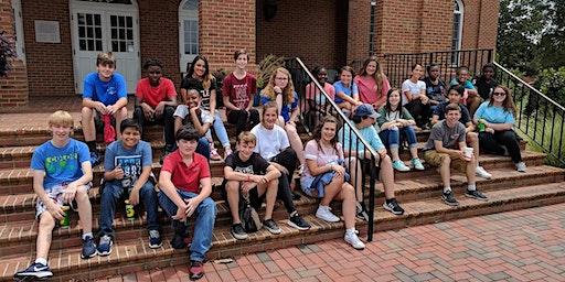 Summer Innovation for Middle Schoolers - June 29-July 2, 2020