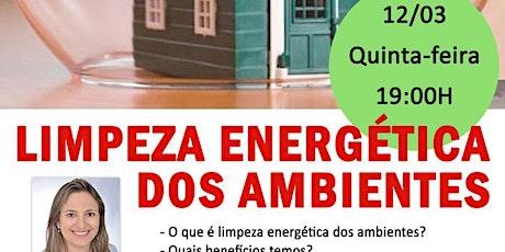 "Palestra no Barra Inn: "" Limpeza Energética dos Ambientes."" ingressos"