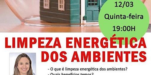 "Palestra no Barra Inn: "" Limpeza Energética dos Ambientes."""