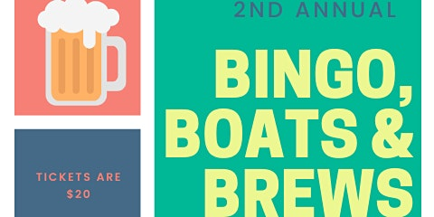 Bingo, Boats & Brews