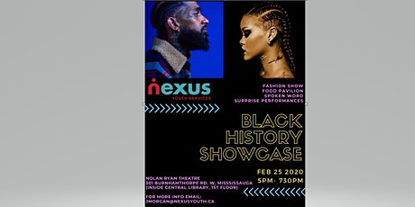 Black History Month Fashion Show & Talent Showcase tickets