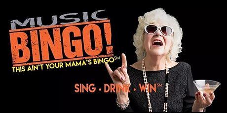 Music BINGO! tickets