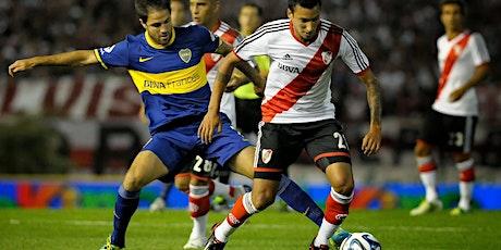 BAFA: Futbol + Asado entradas
