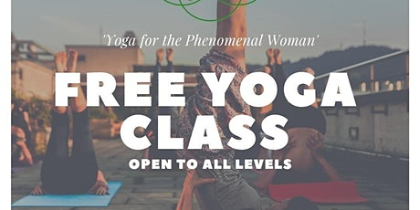 Yoga for the Phenomenal Womxn tickets