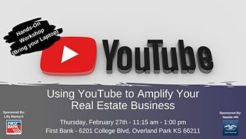 Using YouTube to Amplify Your Real Estate Business