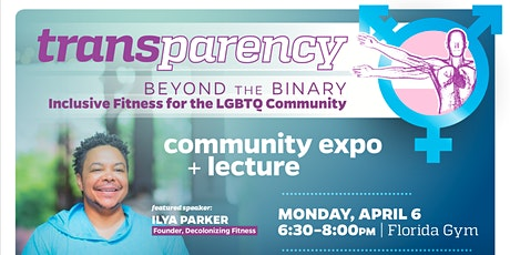 Transparency – Beyond the Binary: Inclusive Fitness for the LGBTQ Community tickets