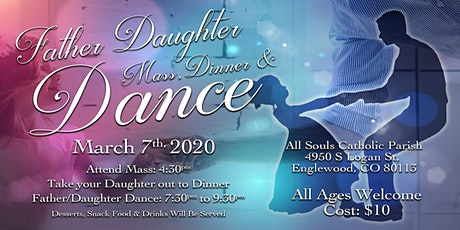 Father/Daughter Mass, Dinner, and Dance tickets