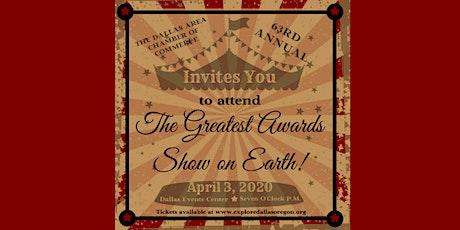 63rd Annual Community Awards: The Greatest Award Show on Earth! tickets
