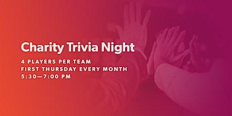 Charity Trivia Night tickets