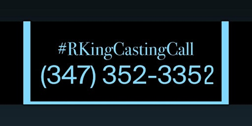 Reality Casting Kings : EXPRESS OPEN CALL!! Looking For New Famous Faces NE