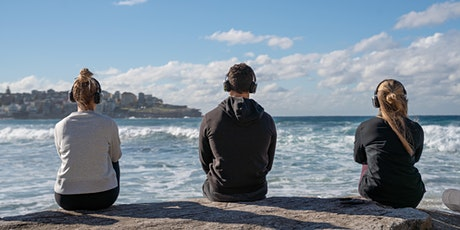 Silent Disco Yoga By The Ocean tickets