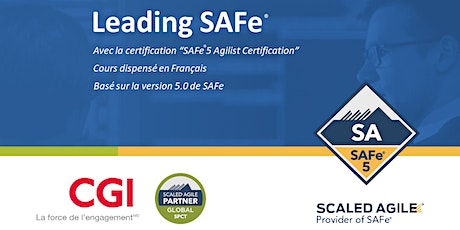 Leading SAFe® (5.0) tickets