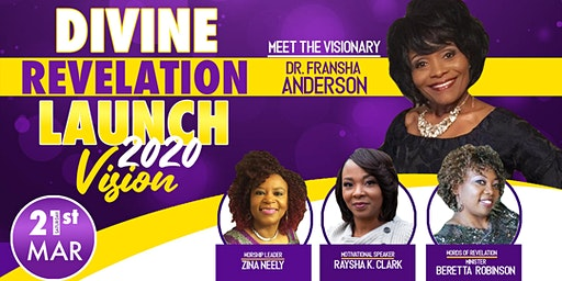 SWAG Ministries presents Divine Revelation Launch: Vision 2020