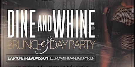 DINE & WHINE BRUNCH & DAY PARTY @TAJ  #VegasWorld tickets